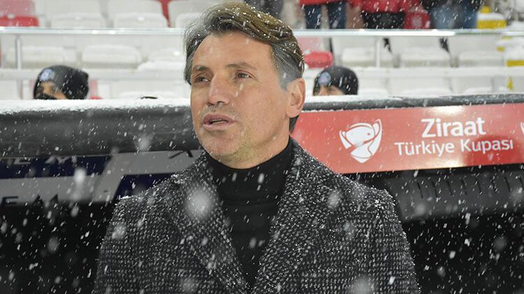 """Antalyaspor Teknik Direktörü Tamer Tuna: """"Finale kalmak istiyoruz"""""""