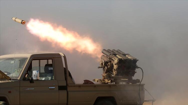 Son dakika haberi: Irak'ta ABD askeri üssüne füze saldırısı! 10'dan fazla füze atar...