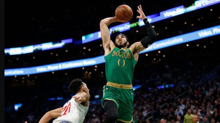 NBA'de gecenin sonuçları   Celtics uzatmalarda kazandı!