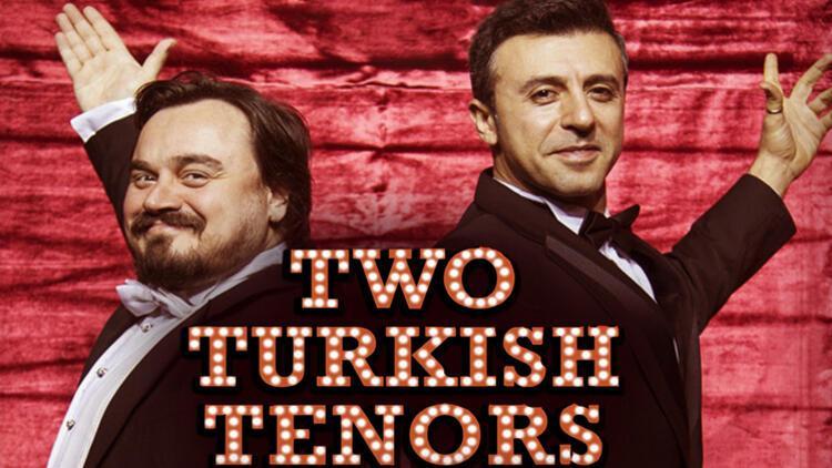 """Müzikal Düello """"Two Turkish Tenors"""" İstanbul ve Ankara Sahnelerinde!"""