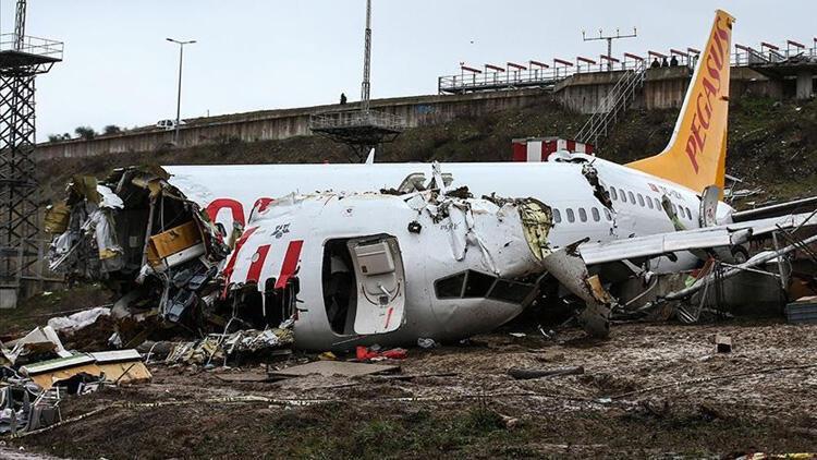 Son dakika haberleri: Sabiha Gökçen'deki uçak kazasında yardımcı pilotun ifadeleri ortaya çıktı