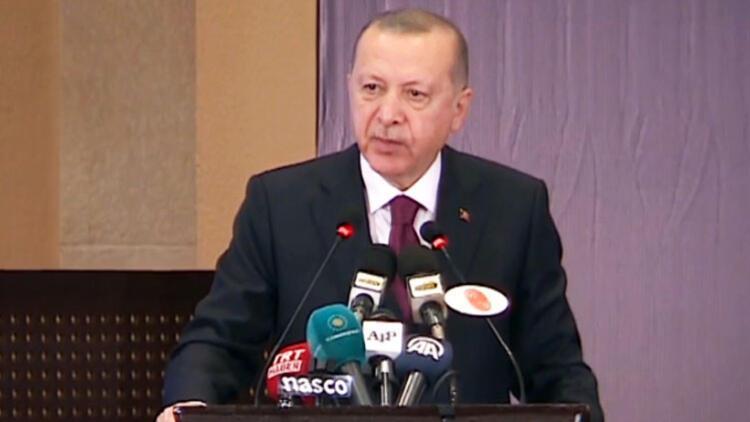 Son dakika haberler... Cumhurbaşkanı Erdoğan: Türkiye'ye yatırım yapan hiç kimse pişman olmamıştır