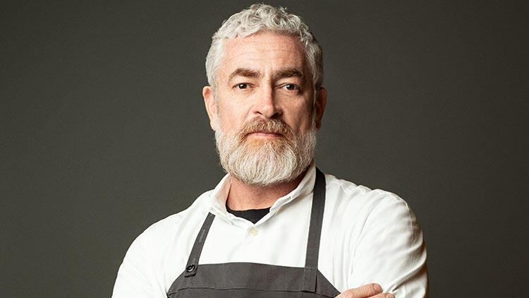 Brezilya mutfağının rock starı, Alex Atala!