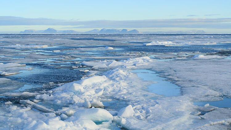 Böylesi daha önce görülmedi! Antarktika'daki sıcaklık alarm veriyor