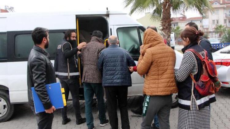 Fethiye merkezli fuhuş operasyonu: 4 tutuklama