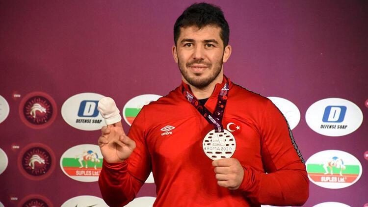 2020 Avrupa Güreş Şampiyonası'nda Türkiye, takım halinde 5'inci oldu