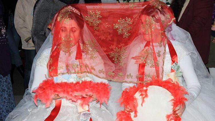 Adana'da çok özel düğün
