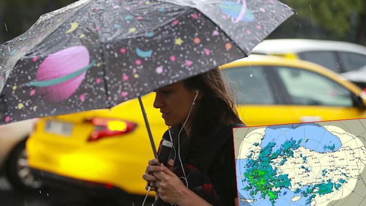 Son dakika haberler: Meteoroloji'den uyarı geldi... Dışarı çıkacaklar dikkat