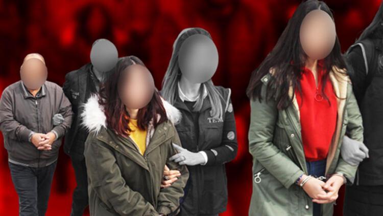 4 aylık takiple yakalandılar! Çocukları kandırıp terör örgütü PKK'ya gönderdiler iddiası
