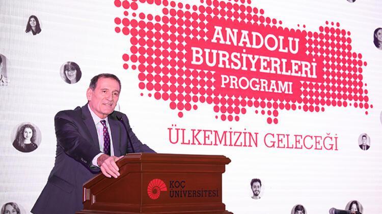 'Anadolu Bursiyerleri'nin sayısı 600'ü geçti
