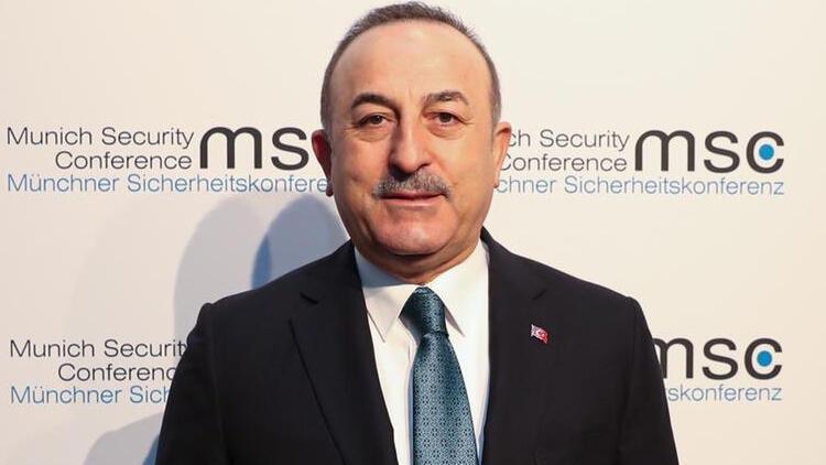 Bakan Çavuşoğlu, Münih Güvenlik Konferansı'nda