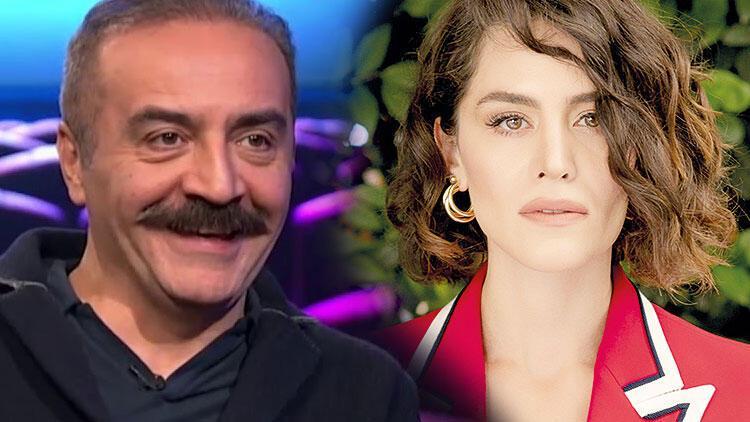 Yılmaz Erdoğan'dan Belçim Bilgin'e şiir