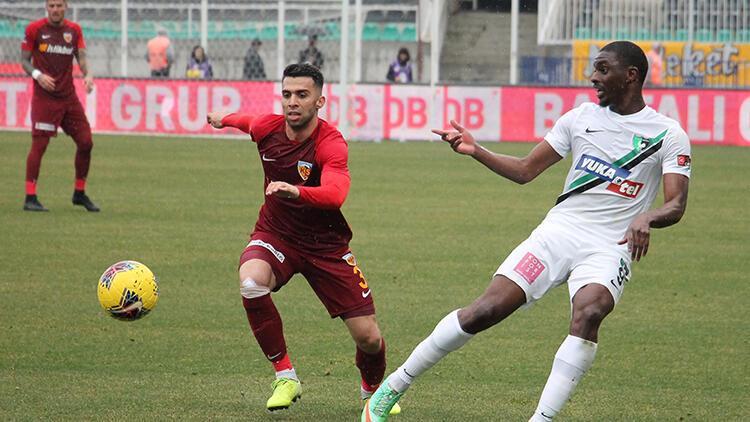 Denizlispor 0-1 Kayserispor
