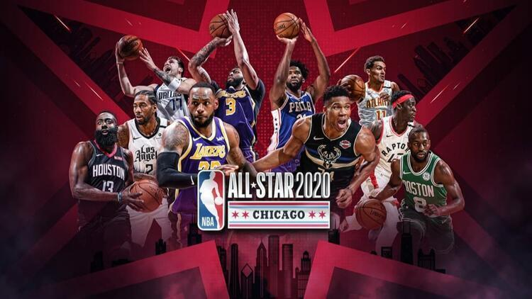 NBA All Star maçı ne zaman saat kaçta hangi kanalda?