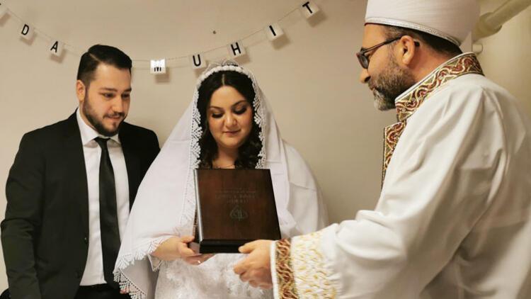 Danimarka'da ilk... Türk imamlar...