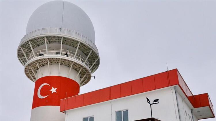 Milli Radar'da kurulum tamamlandı