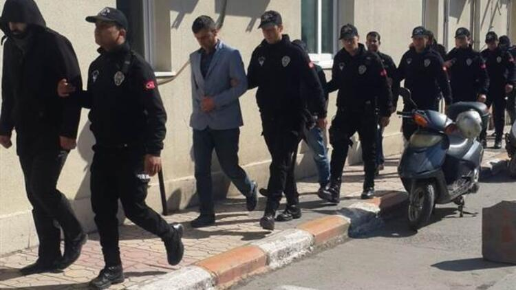 Hatay'da 'sınav jokeri' operasyonu: 16 gözaltı
