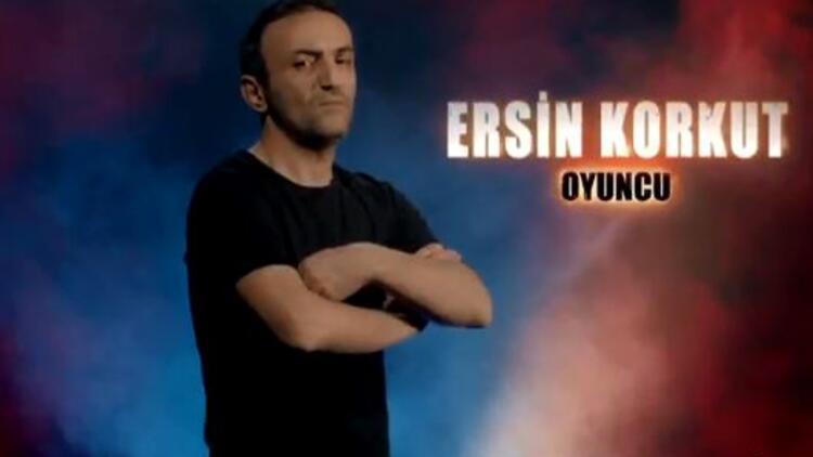 Survivor Ersin Korkut kimdir, nereli, kaç yaşında? Survivor Ersin Korkut Yılmaz Erdoğan'ın akrabası mı? Ersin Korkut'un hayatı