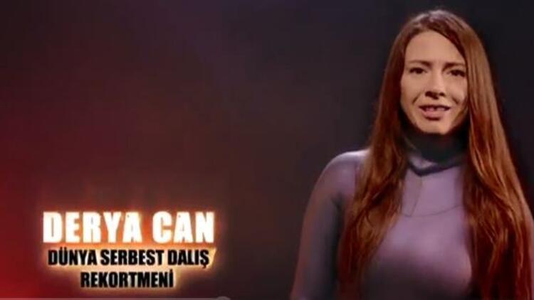 Survivor yarışmacısı Derya Can Göçen kimdir, nereli, kaç yaşında?