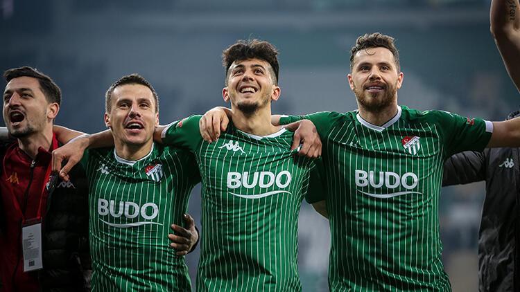 Bursaspor 2-1 Adana Demirspor