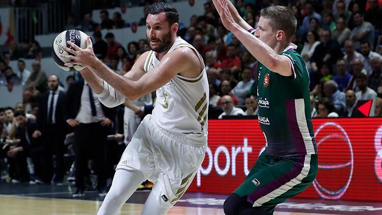 İspanya basketbolunda Kral Kupası'nı Real Madrid kazandı