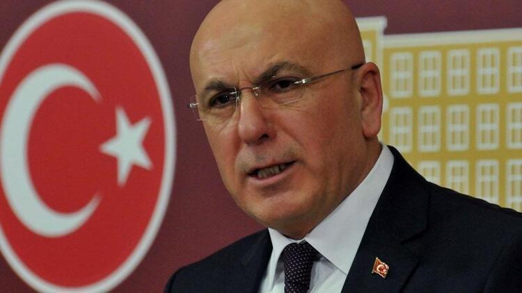 Son dakika haberler... İYİ Parti Balıkesir Milletvekili İsmail Ok, partisinden istifa etti
