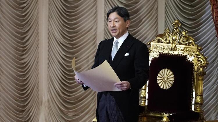 Japonya'da korona virüsü endişesi büyüyor! İmparator Naruhito'nun doğum günü töreni iptal edildi