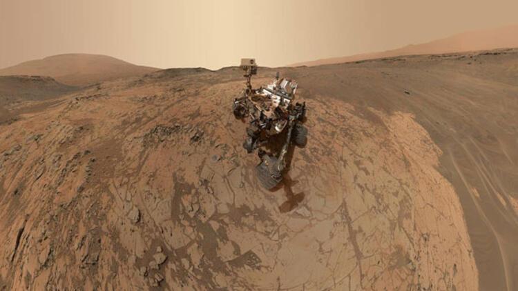 Mars'ın oluşumuna dair tüm teoriler değişebilir