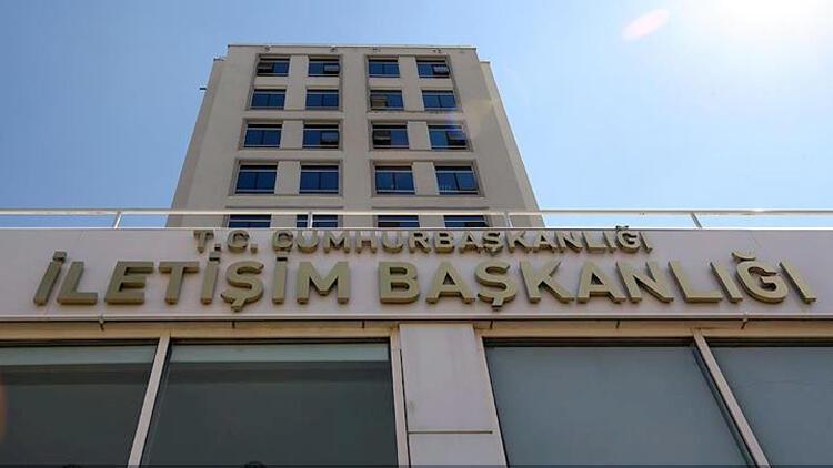 İletişim Başkanlığı'ndan Taksim'deki Dijital Gösterim Merkezine ilişkin açıklama