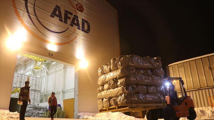 Elazığ'daki depremzedeler için ne kadar yardım toplandı? AFAD açıkladı