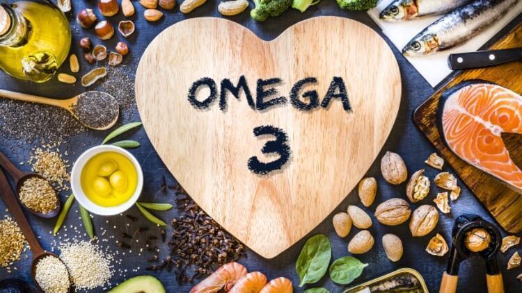 Omega 3 Kaynağı 8 Besin