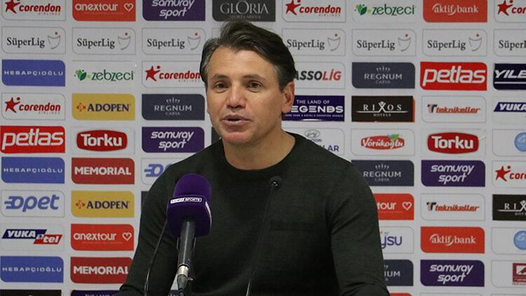 """Antalyaspor Teknik Direktörü Tamer Tuna: """"Büyük bedeli oluyor"""""""