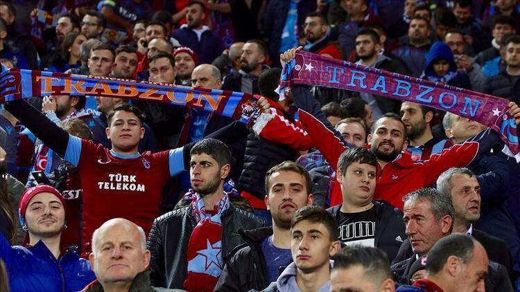Trabzonspor taraftarı şampiyonluğa inanıyor