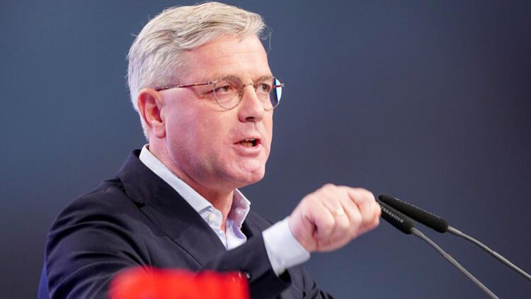 CDU Genel Başkanlığı için sürpriz aday