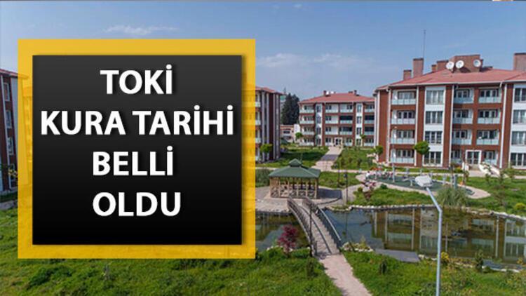 TOKİ Diyarbakır kura çekimi ne zaman? TOKİ Diyarbakır Yenişehir kura çekiliş tarihi belli oldu