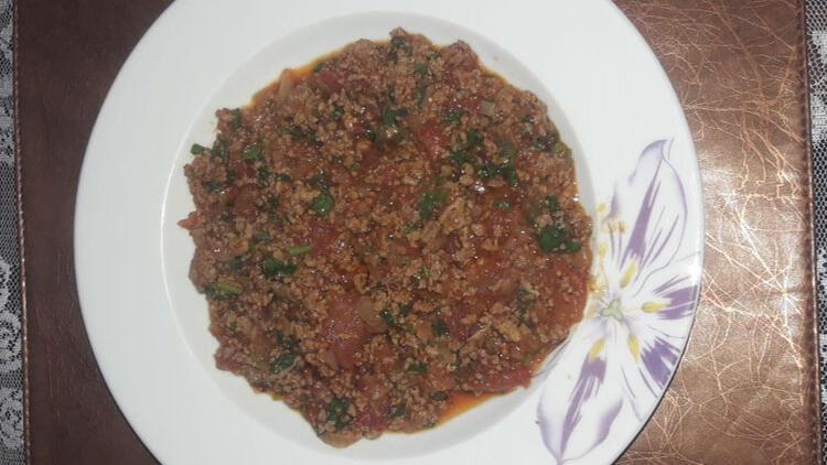 Az malzeme ile nefis ve pratik bir lezzet: Arap kebabı