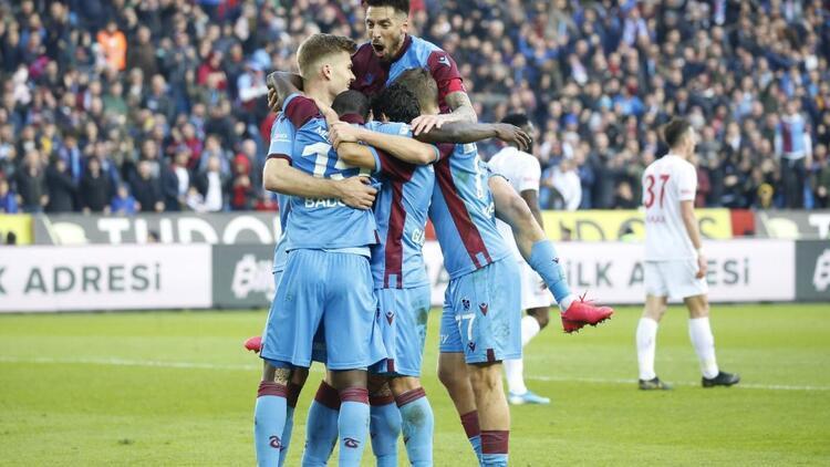 Trabzonspor, büyük maçlardaki başarısını Beşiktaş'a da karşı sürdürmek istiyor