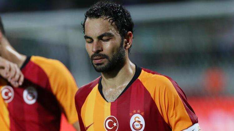 Galatasaray'da kaptan Selçuk İnan'dan Fenerbahçe yorumu