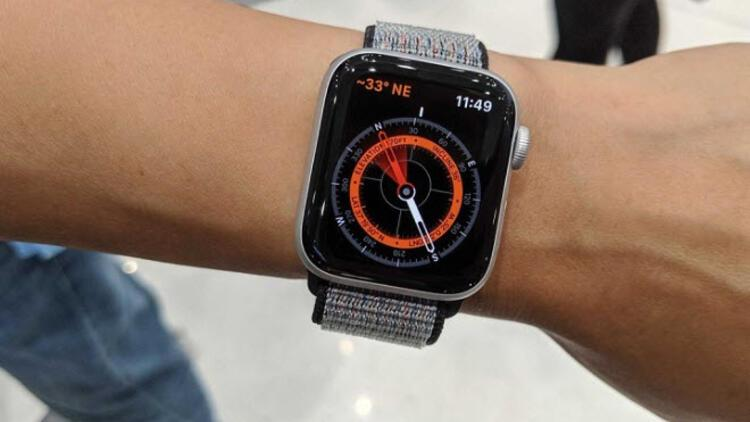 Apple Watch sahiplerine güncelleme uyarısı