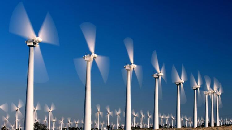 Türkiye, elektriğinin yüzde 8'ini rüzgar enerjisinden sağlıyor