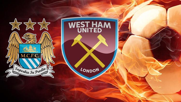 Manchester City West Ham maçı ne zaman saat kaçta hangi kanalda? Maça dair bilgiler