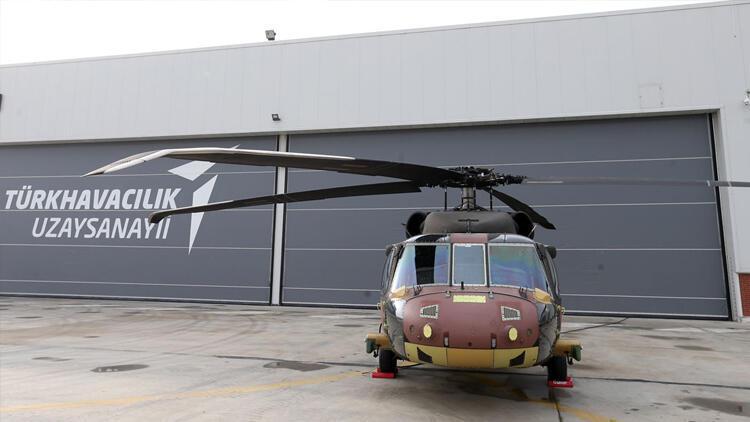 Orman yangınlarıyla mücadelede yerli helikopter görev alacak