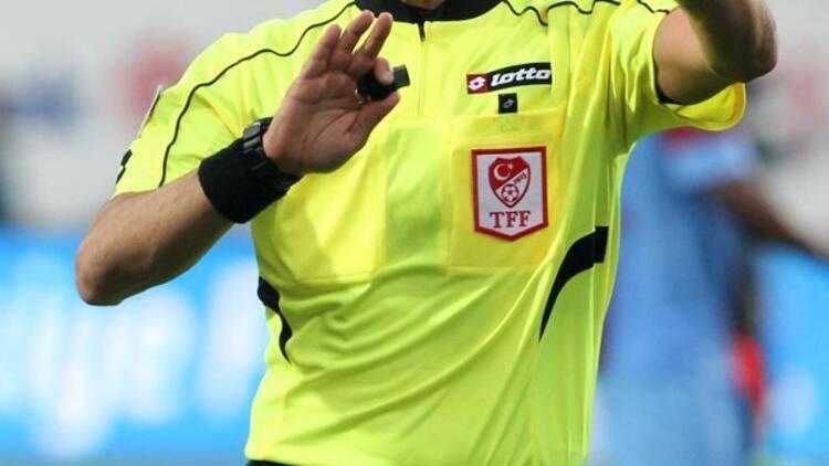 TFF 1. Lig'de 23. haftanın hakemleri belli oldu