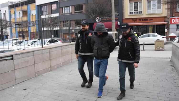 Eskişehir'de uyuşturucu operasyonu: 5 gözaltı