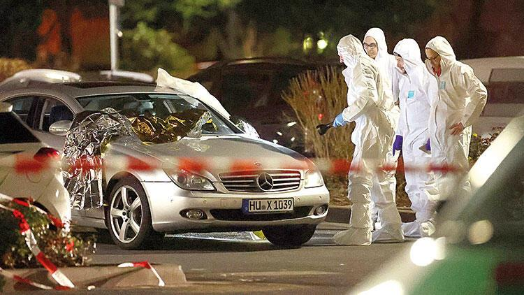 Kardeşlerimizi vurdular! Almanya'da aşırı sağcı terör: 4'ü Türk 9 kurban