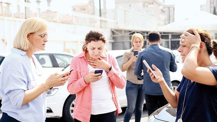 Son dakika haberi: GSM operatörlerine deprem cezası