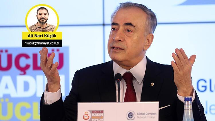 Galatasaray Başkanı Mustafa Cengiz'den Ali Koç'a Woody Allen'lı yanıt!