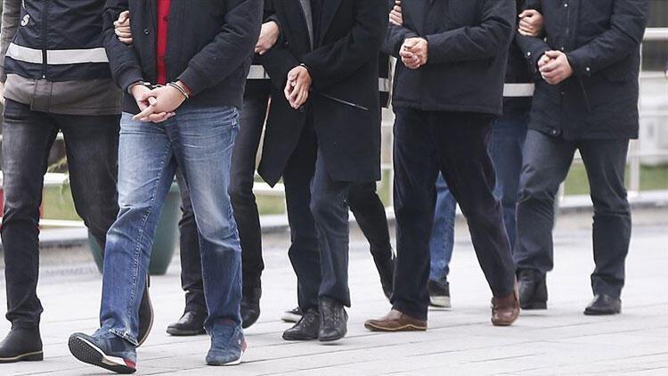 Erzurum'da operasyon: 17 polis memuru gözaltına alındı