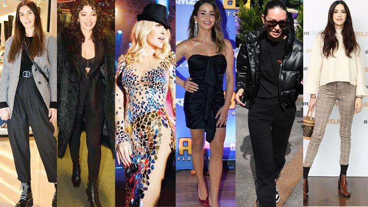 Haftanın en şık ünlüsü sizce kim?