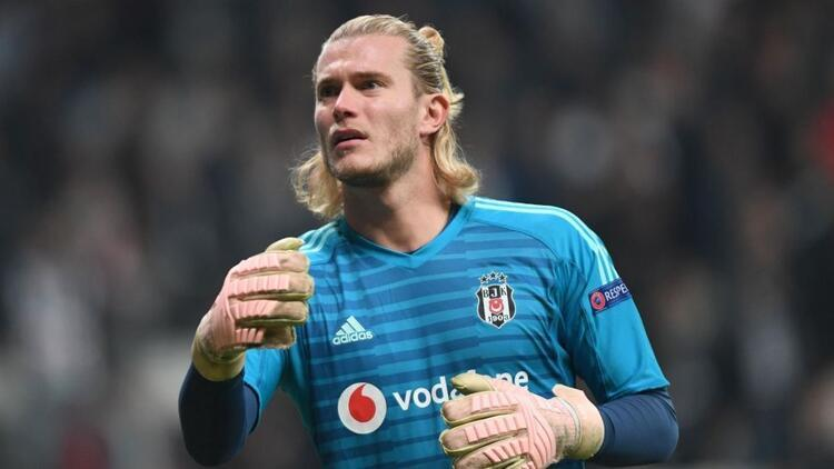 Son dakika   Beşiktaş'ta Karius, Liverpool'a geri dönüyor